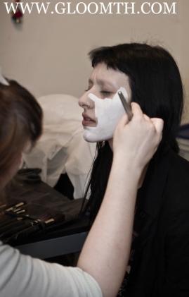 shironuri makeup tutorial