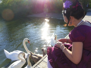 gloomth swans