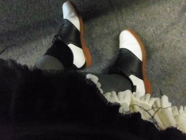gh bass saddle shoes