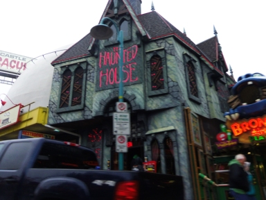 haunted house niagara falls