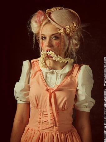 vintage doll fashion
