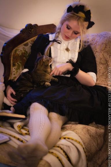 gloomth victorian lolita