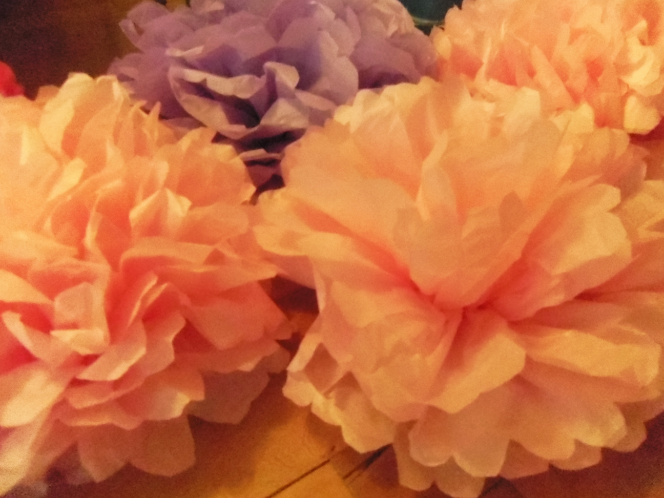 Diy Tissue Paper Flowers Tutorial Gloomth The Cult Of Melancholy