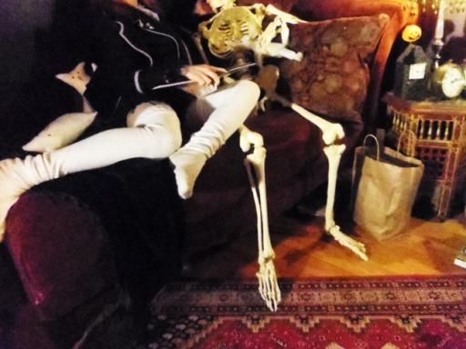 gloomth skeleton