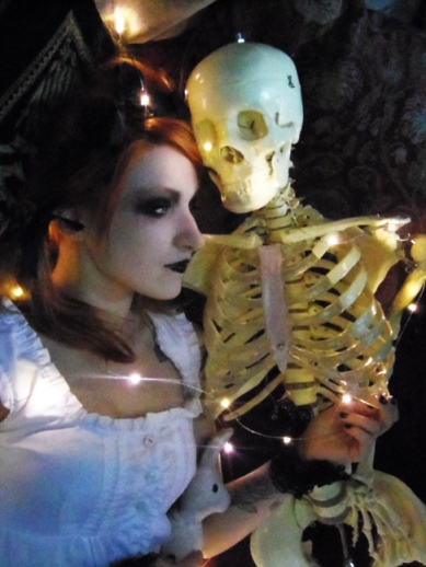 syringe gloomth skeleton