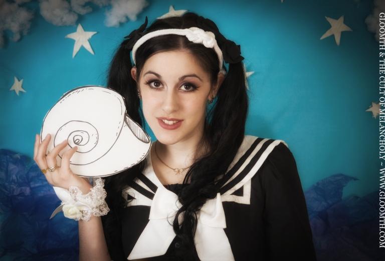 sailor lolita headband