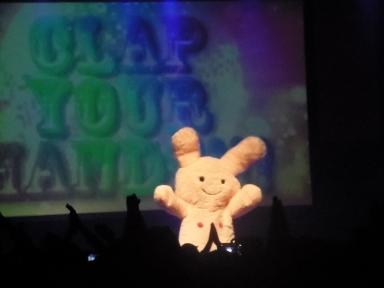 Kyary Pamyurin bunny mascot nipples Toronto