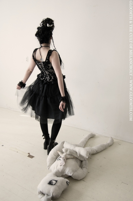 gothic prom gloomth