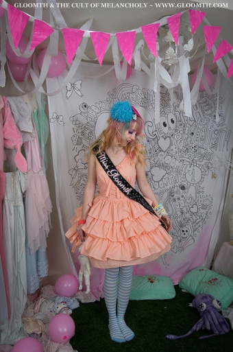custom prom dress gloomth