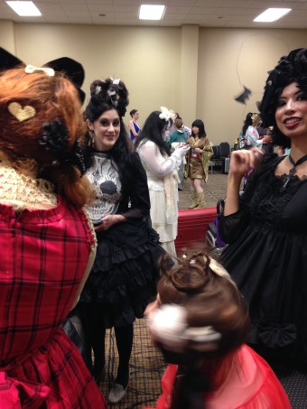 anime north fashion show 2014 gloomth
