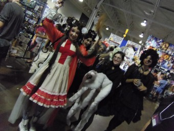 anime north 2014 gloomth