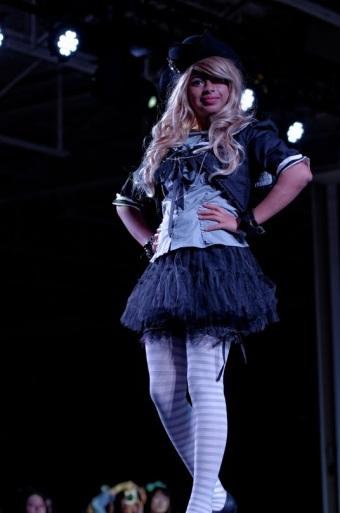 gloomth anime north fashion show ashavari