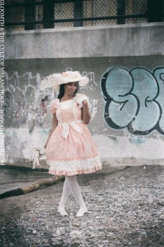 georgia dress gloomth dolly fashion toronto