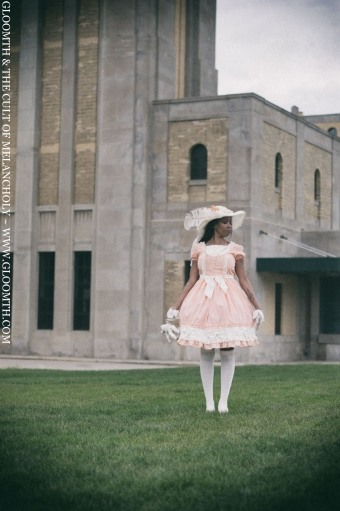 gloomth southern belle lolita fashion toronto