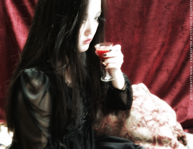 vampire photoshoot gloomth