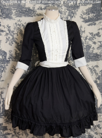 odette victorian dress by gloomth