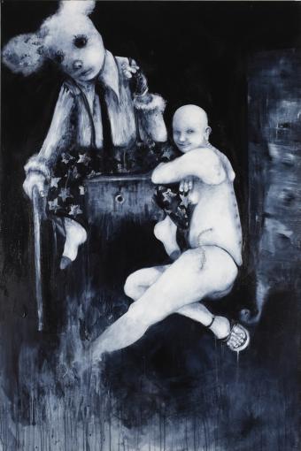 sergio padovani artwork eerie macabre