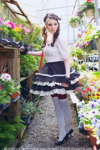 casual lolita from gloomth