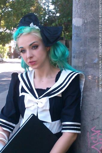 japanese schoolgirl dress gloomth