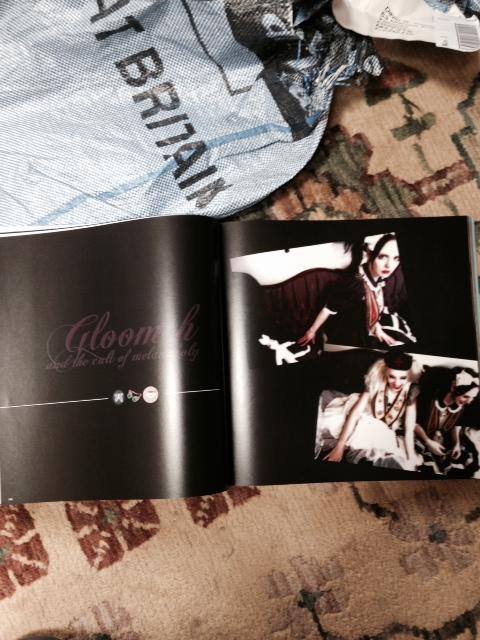 shades of wonderland lolita fashion book