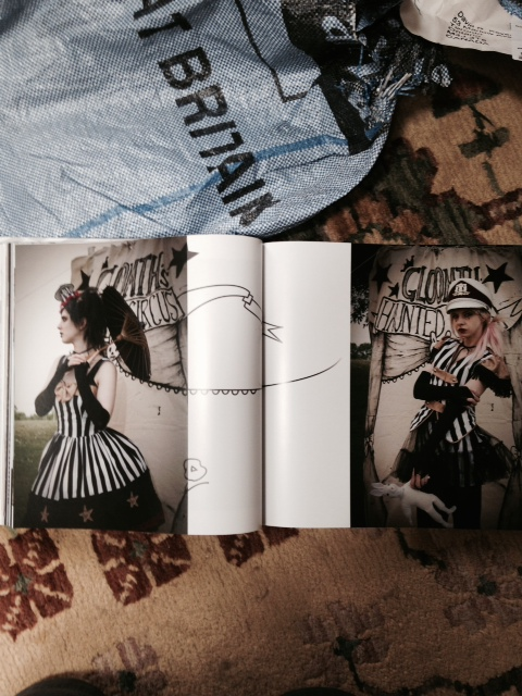 wonderland lolita fashion book gloomth