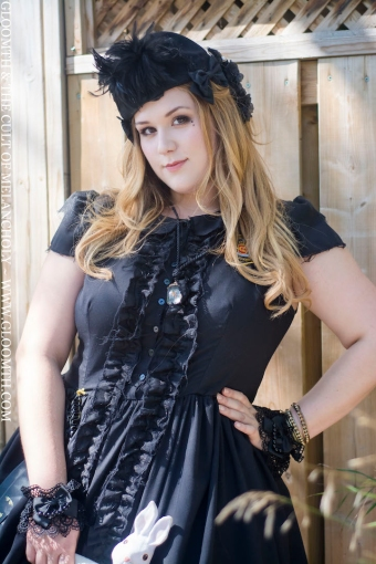dolly monroe gloomth gothic fashion plus size