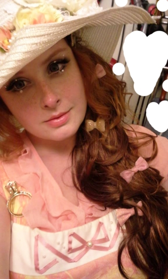 southern belle lolita outfit gloomth taeden