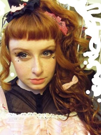 halloween pink witch costume gloomth lolita taeden hall