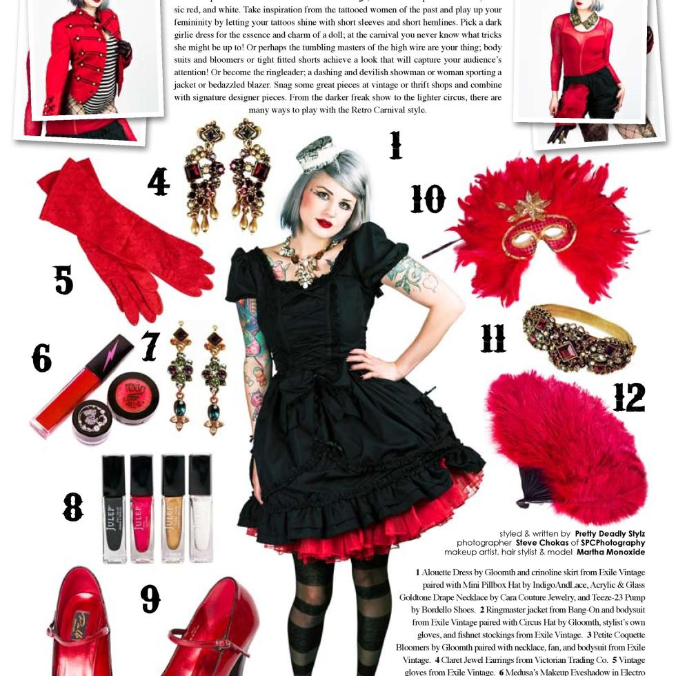 gloomth auxiliary magazine 2014