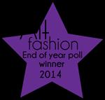 altfashion magazine winner 2014