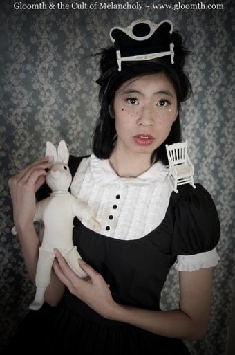 alice in wonderland lolita gloomth