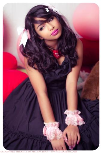 kawaii doll lolita ashavari gloomth