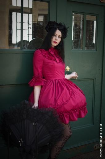gothic lolita gloomth