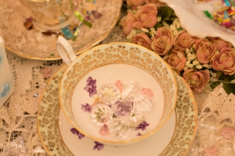 gloomth teaparty vintage retro lolita