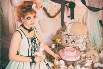 lolita tea party gloomth