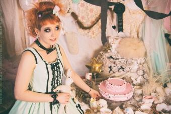 lolita tea party gloomth