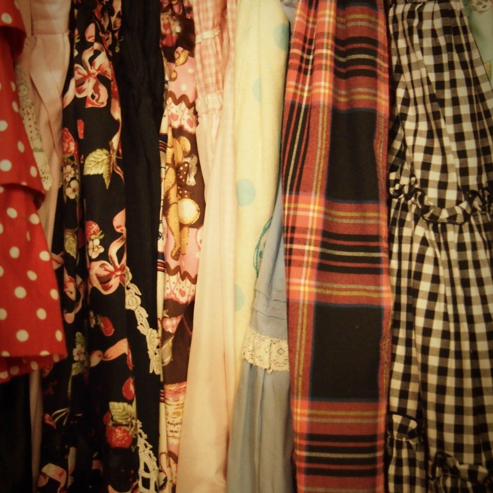 lolita closet photo
