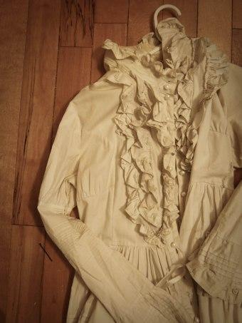 gothic wardrobe inspiration