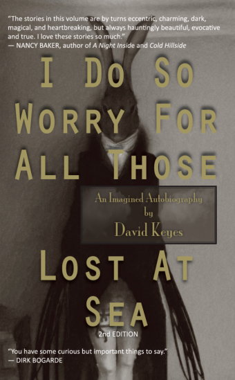david keyes I do so worry for all those lost at sea toronto