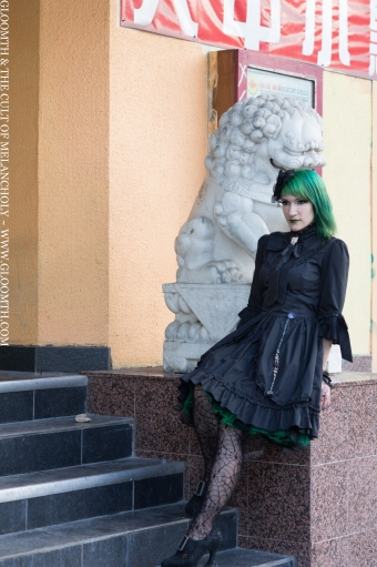 gothic victorian fashion