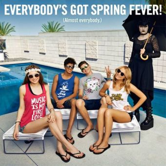 hot topic spring fever 2015