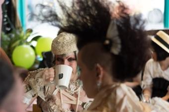 gloomth teaparty toronto