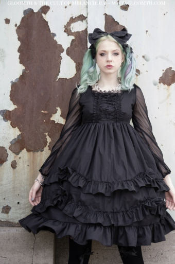 alternative babydoll dress