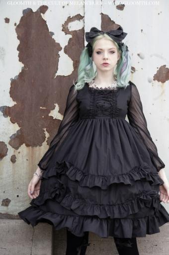 alternative babydoll dress
