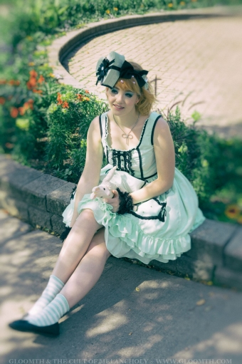 lolita fashion toronto gloomth