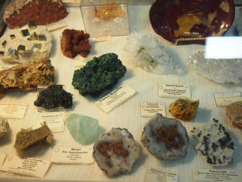 gemboree rock and mineral show 2015