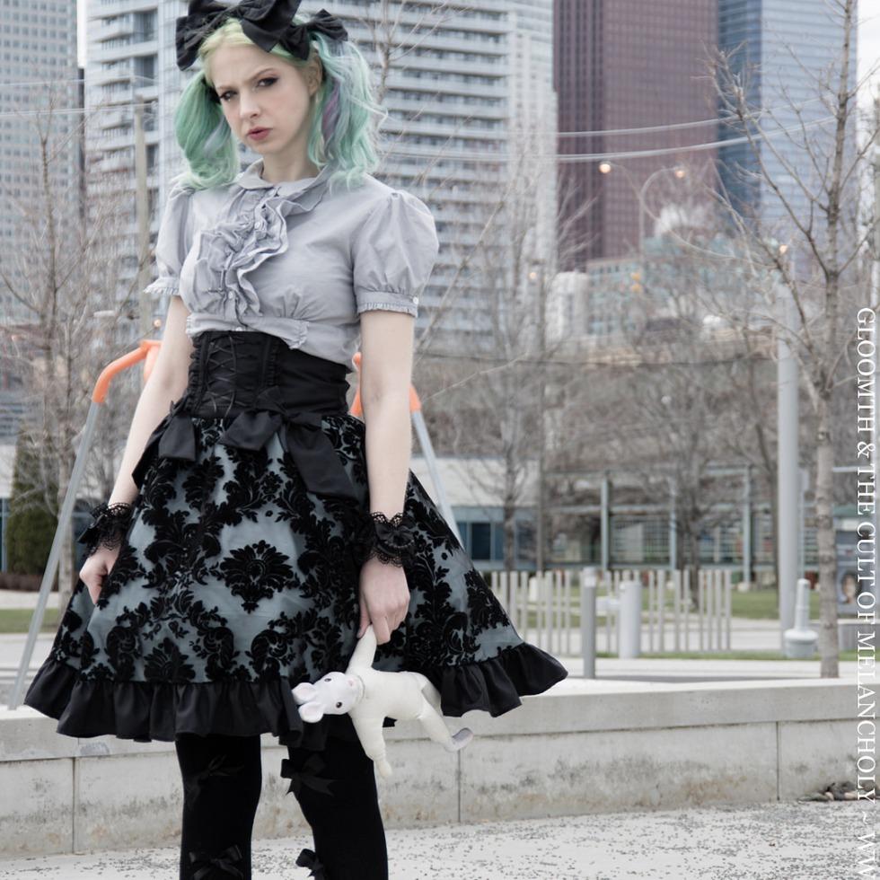 gothic doll fashion
