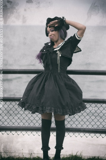 gloomth sailor lolita