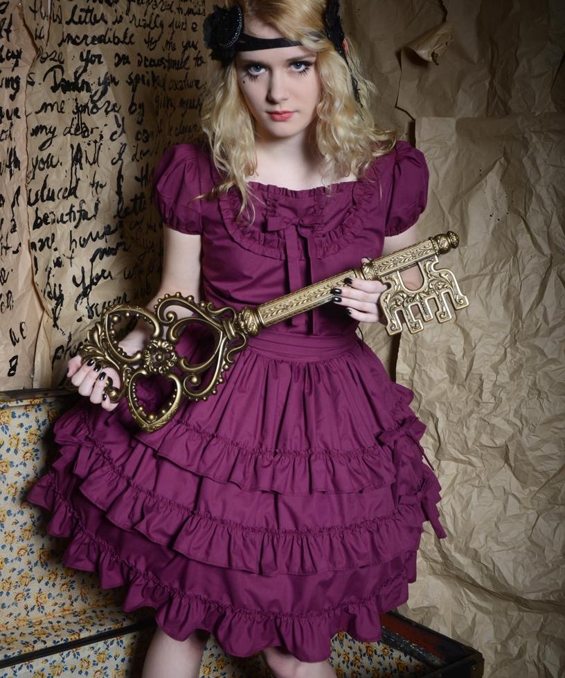 lolita dress made in canada