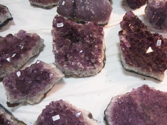 ontario amethyst gemboree rock and mineral show 2015